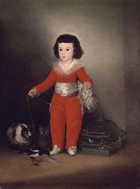 Goya and the Altamira Family