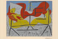 Pablo Picasso (Spanish, 1881–1973) | Danaë | 1979.620.73