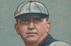 Cy Young, Cleveland, from the White Border series