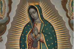 The Virgin of Guadalupe with the Four Apparitions