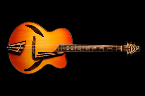 Guitar Heroes: Legendary Craftsmen from Italy to New York