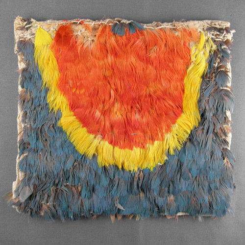 Radiance From The Rain Forest Featherwork In Ancient Peru