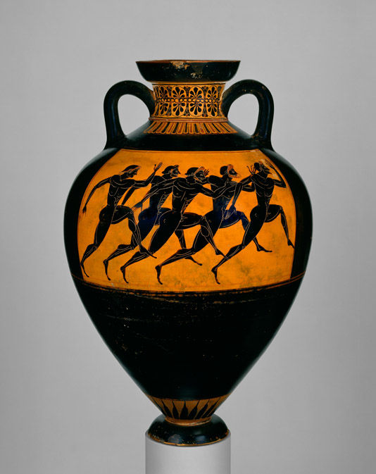 The Games in Ancient Athens: A Special Presentation to Celebrate the 2004 Olympics