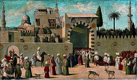 Venice and the Islamic World