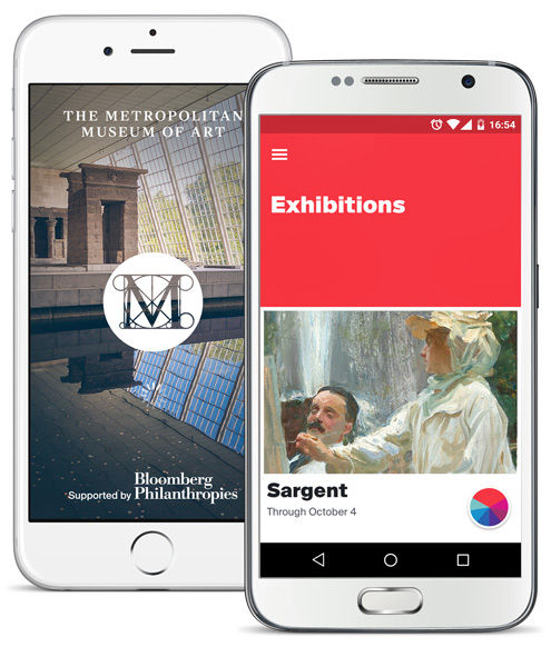 The Met App: Now Available on iOS and Android